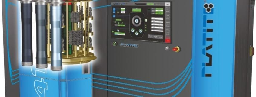 우리의 PVD 코팅 기술